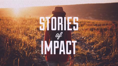 Stories of Impact Hero
